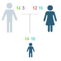 Установление отцовства по ДНК если мать и ребенок за границей